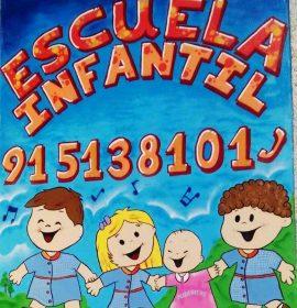 Escuela infantil en Arroyomolinos Pequeñecos