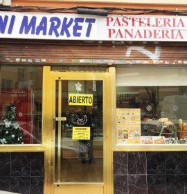 Mini Market, panadería en Móstoles