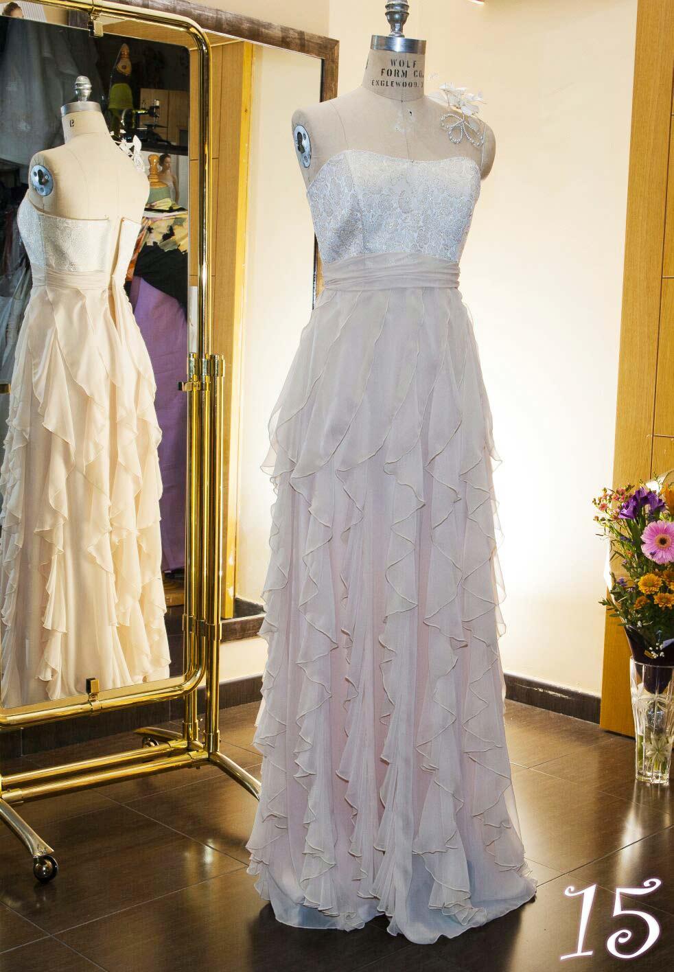 Vestidos novia a medida arroyomolinos