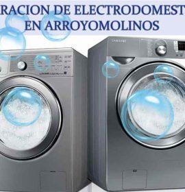 Reparación de electrodomésticos en Arroyomolinos
