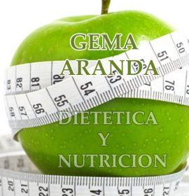 Gema Aranda, dietista