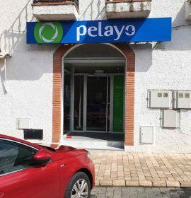 Ofina de seguros Pelayo